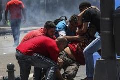 Brazylia: Grupa demonstrantów okupuje izbę niższą Kongresu