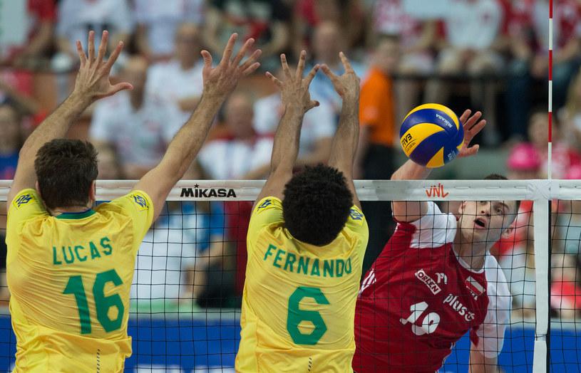 Brazylia jest najbliżej pierwszego miejsca /Getty Images