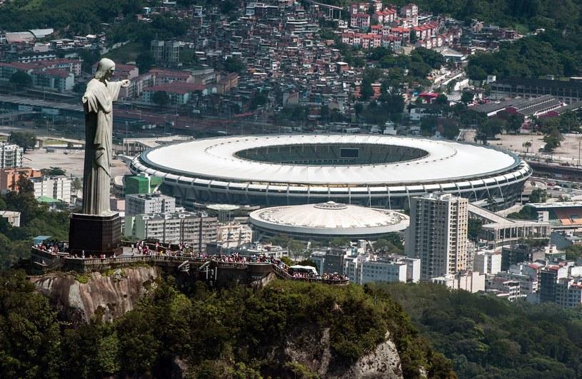 Brazylia ma problem ze stadionami. Pozostaje się...pomodlić? /AFP