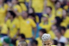 Brazylia miała farta! Chile żegna się z mundialem