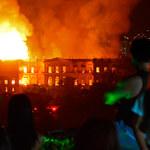 Brazylia: Płonie Muzeum Narodowe w Rio de Janeiro