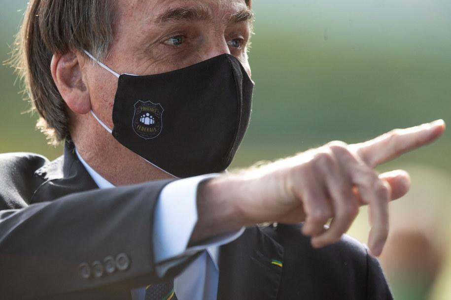 Brazylia: Prokuratura nie zgadza się na sprawdzenie komórki  prezydenta /Joedson Alves /PAP/EPA