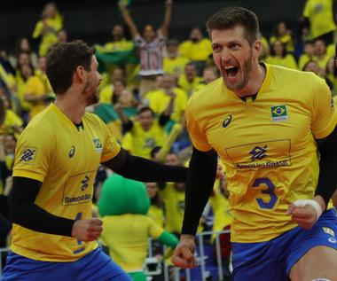 Brazylia - USA 3:1 w półfinale Ligi Światowej siatkarzy