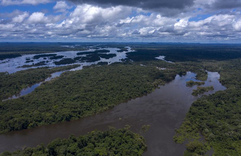 Brazylia: Zatonął statek na dopływie Amazonki (zdjęcie ilustracyjne) /MAURO PIMENTEL /AFP