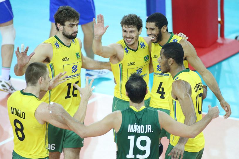 Brazylijczycy chcą zdobyć czwarty z rzędu tytuł mistrzów świata /www.fivb.org
