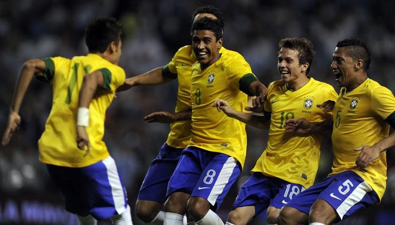 Brazylijczycy zmierzą się towarzysko z Boliwią /AFP