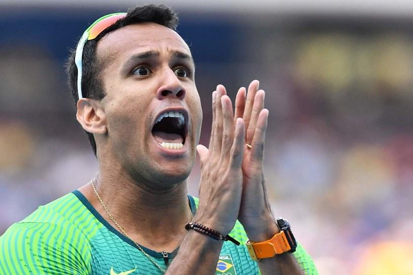 Brazylijczyk Bruno de Barros /AFP