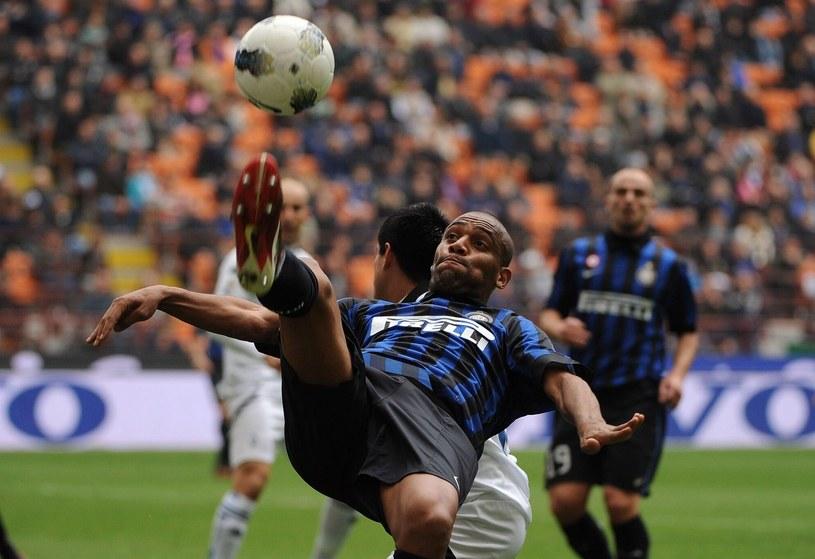 Brazylijczyk Maicon odchodzi z Interu Mediolan do Manchesteru City /AFP