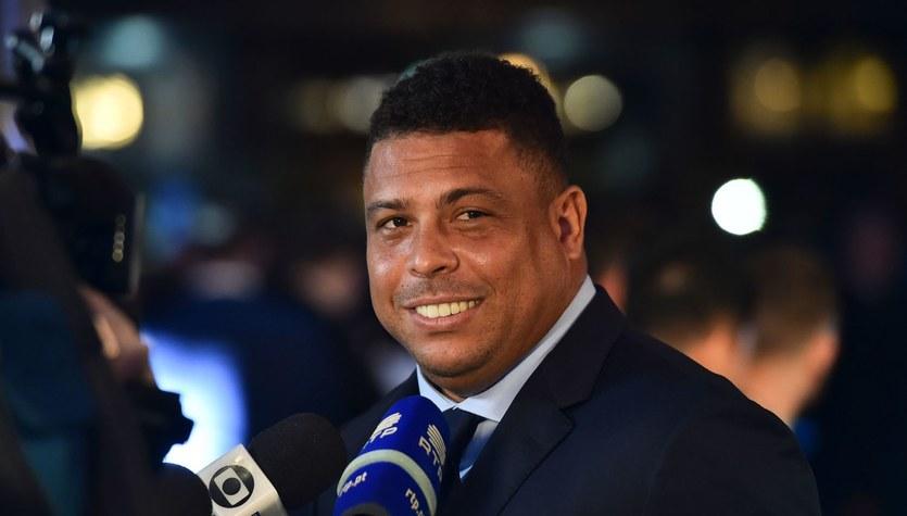 Brazylijczyk Ronaldo wyszedł ze szpitala