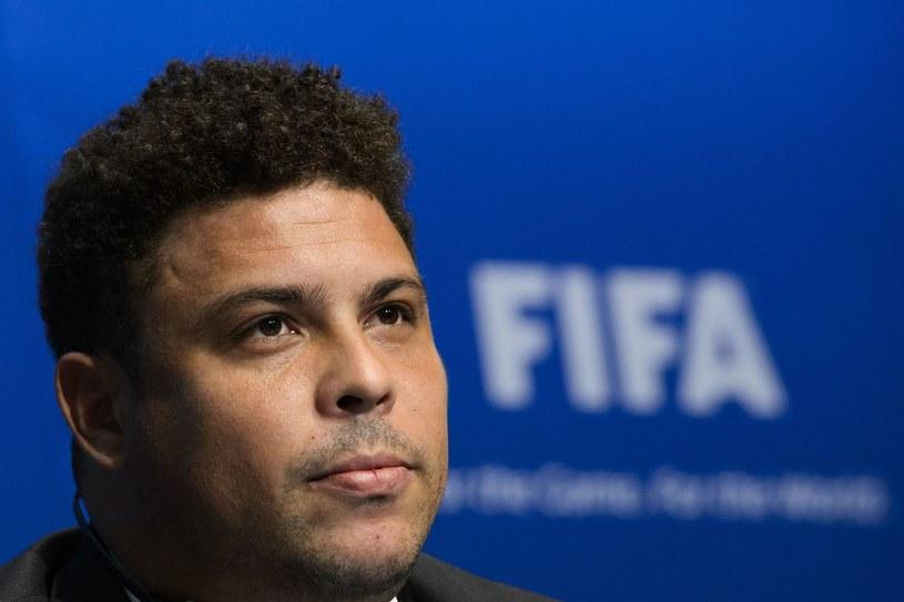 Brazylijczyk Ronaldo /- /AFP