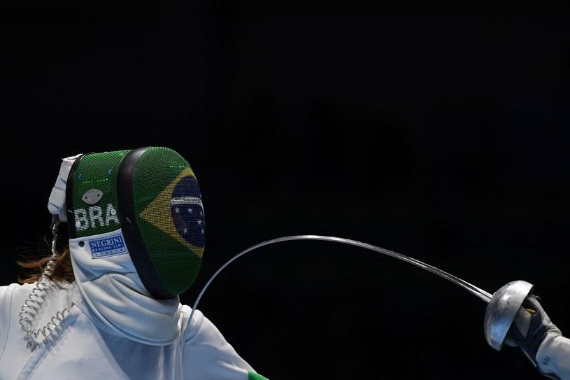 Brazylijka Nathalie Moellhausen nie miała sobie równych /Kirill Kudryavtsev /AFP