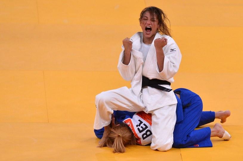 Brazylijka Sarah Menezes /AFP