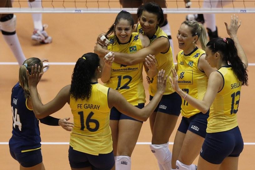 Brazylijki jeszcze nie zaznały porażki w 6. edycji Pucharu Wielkich Mistrzyń /PAP/EPA