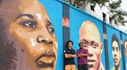 Brazylijscy artyści hołdują drużynie uchodźców