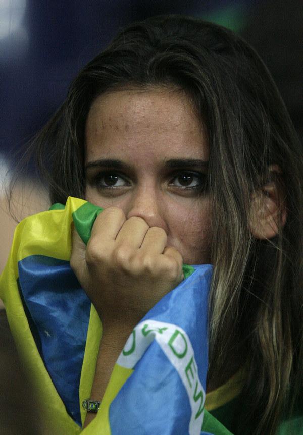 Brazylijski futbol jest w organizacyjnym kryzysie mimo że piłka ma tam niemal status religii /AFP