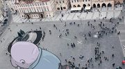 Brazylijski ilustrator dodaje obrazki do zdjęć nieznajomych