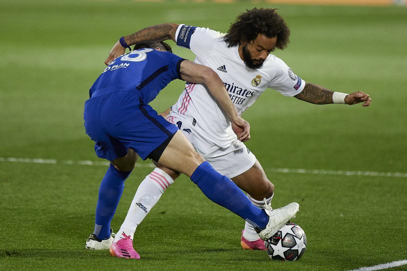Brazylijski obrońca, wbrew przeciwnościom losu, może się okazać wsparciem dla Realu w kolejnym starciu z Chelsea /Ruben Albarran / PRESSINPHOTO via www.imago-images.de/Imago Spor /East News