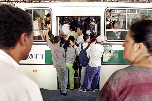 Brazylijskie Autobusy 3G. Ciekawe, czy u nas miałyby zasięg... /AFP