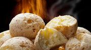 Brazylijskie bułeczki serowe (pao de queijo)