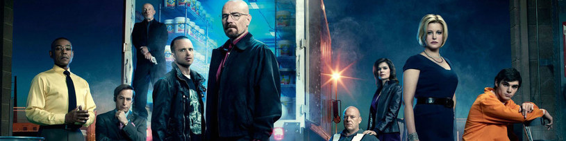 """""""Breaking Bad"""": Zdecydowanie najwyżej oceniany finał. Walter ratujący Pinkmana, to satysfakcjonujące zadośćuczynienie /materiały prasowe"""
