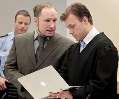 """Breivik oskarżył psychiatrów o """"niegodziwe zmyślanie"""""""