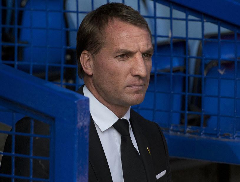 Brendan Rodgers /AFP