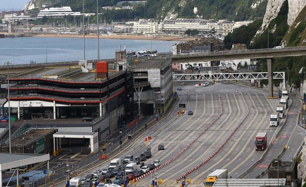 Brexit może sparaliżować prace portów po obu stronach kanału La Manche