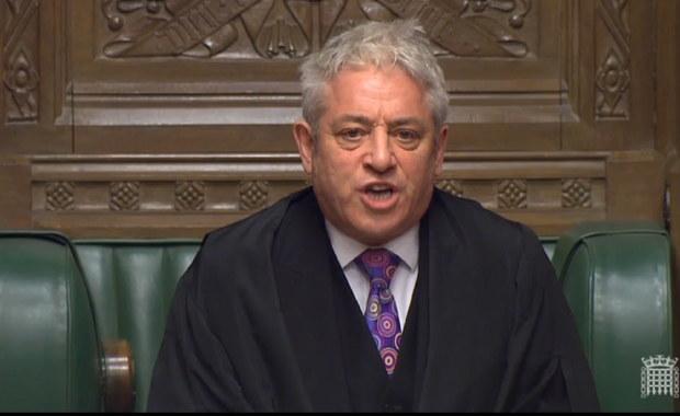 Brexit: Nie będzie trzeciego głosowania w Izbie Gmin nad projektem porozumienia