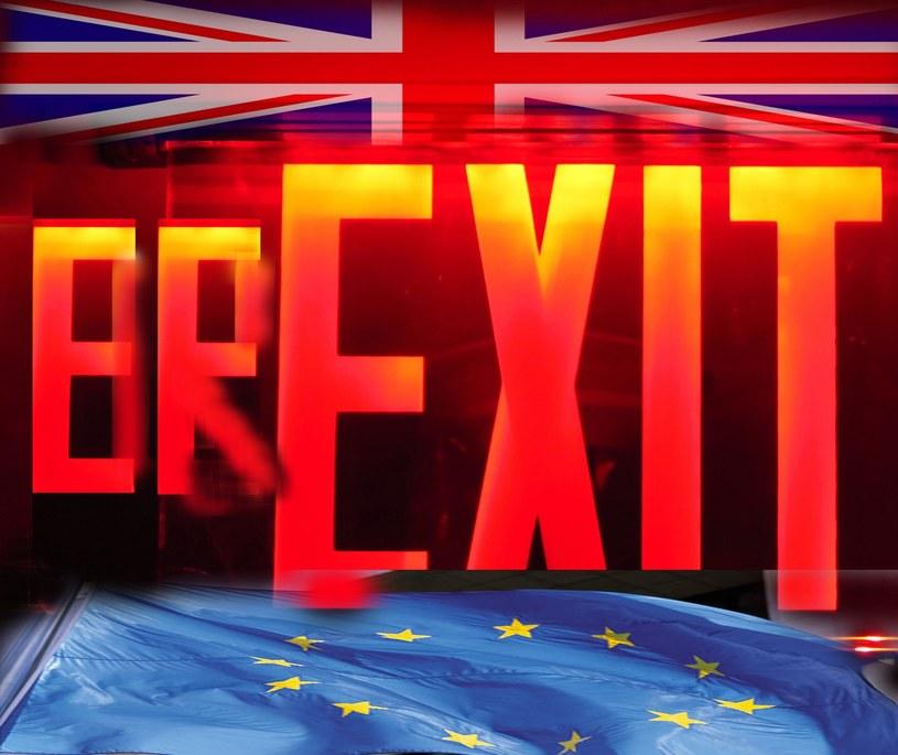 Brexit staje się faktem /East News