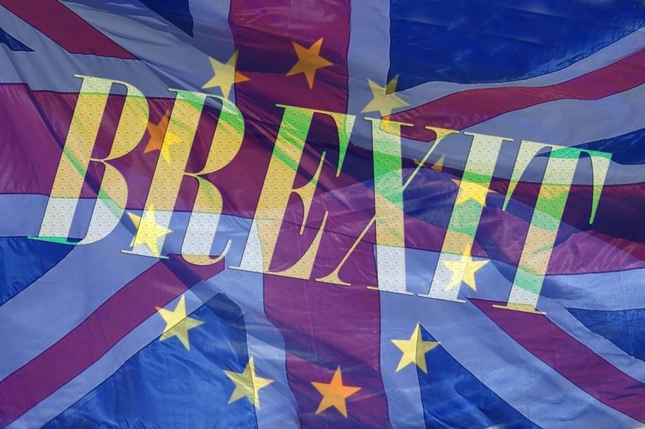 Brexit staje się faktem /Frank Hoermann/SVEN SIMON /PAP/EPA