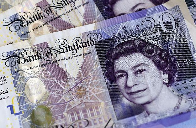 Brexit szkodzi brytyjskiej walucie /©123RF/PICSEL