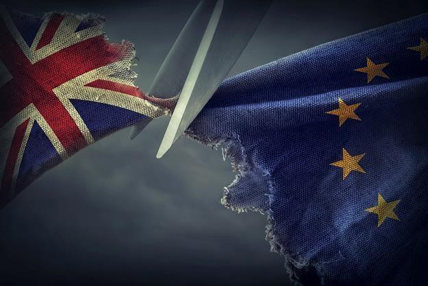 Brexit to chaos, porażka, fiasko, blamaż, klapa, wtopa i żenada /©123RF/PICSEL