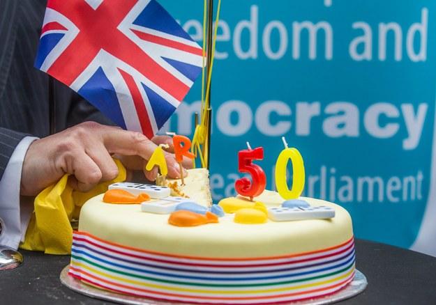 Brexit to wydarzenie historyczne /STEPHANIE LECOCQ  /PAP/EPA