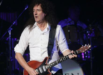 Brian May - fot. Dave Hogan /Getty Images/Flash Press Media