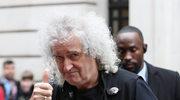 Brian May (Queen) już po operacji. Muzyk pokazał zdjęcie ze szpitala