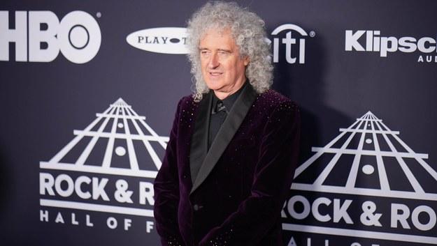 Brian May /John Nacion/starmaxinc.com /PAP/PA