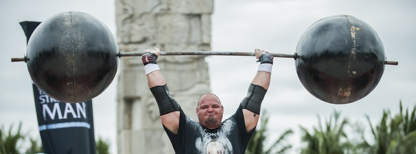 Brian Shaw - brutalna siła, brutalna moc /Getty Images/Flash Press Media