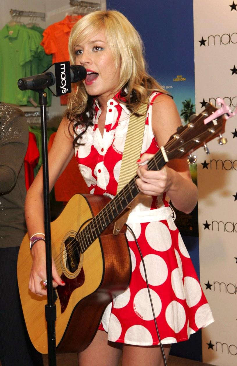 Brie Larson w 2006 roku /Thos Robinson /Getty Images