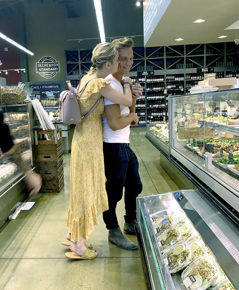 Brie Larson z nowym chłopakiem /Agencja FORUM