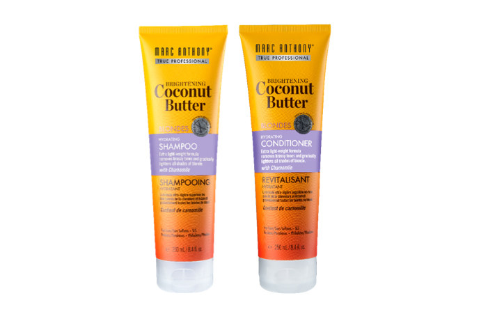Brightening Coconut Butter Blondes by Marc Anthony /materiały prasowe