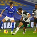 Brighton & Hove Albion - Fulham FC 0-0 w meczu 20. kolejki Premier League