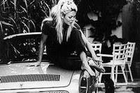Brigitte Bardot i floride /