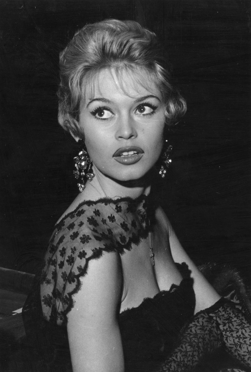 Brigitte Bardot /Getty Images/Flash Press Media