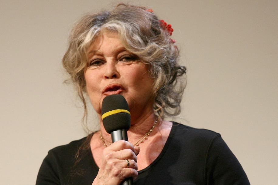 Brigitte Bardot /Oliver Weiken /PAP/EPA