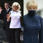 """Brigitte Macron coraz młodsza! """"Francuska Rozenek"""" zadziwiła metamorfozą!"""