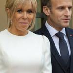 """Brigitte Macron zachwyciła """"nową twarzą""""! Ludzie nie mogli oderwać wzroku"""