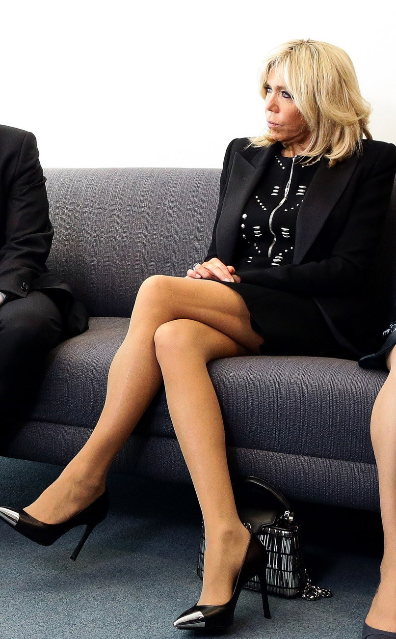 Brigitte Macron /East News