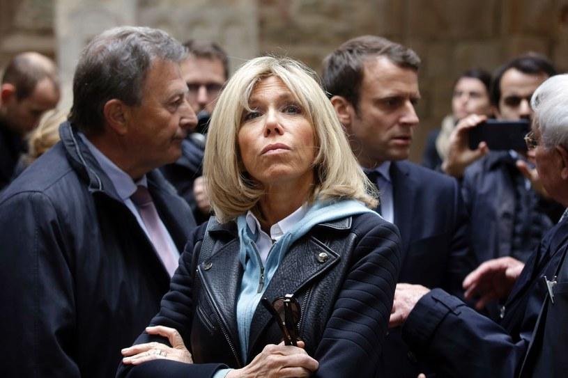 Brigitte Trogneux /AFP