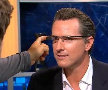 Brin pożyczył Google Glasses