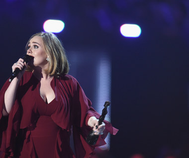 Brit Awards 2016: Triumf i łzy Adele